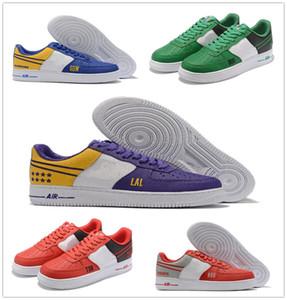 oferta especial FUERZA DE BAJA AF1 zapatos del tablero de las mujeres del hombre 2020 zapatos de deporte al aire libre corriendo nbspDesigner fuera nbspNBA tamaño de zapatos que caminan 36-45