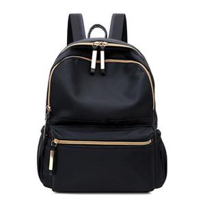 Fashion New Women Girls Mini Oxford Backpack Rucksack School Bag Travel Portable Multifunction Waterproof Zipper Bags