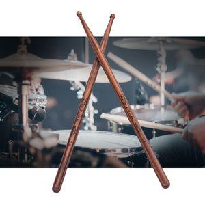 Wooden Drumsticks 5A  5B  7A Drum Sticks One Pair of Drumstick Maple Wood Drum Set Accessories