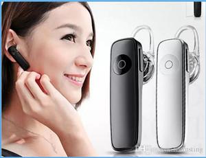 M165 Universal sport bluetooth écouteurs casque sans fil casque antibruit casque pour téléphone mobile avec le Retail Box MQ50
