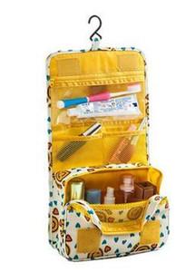 espessamento Oxford saco de lavagem pacote de saco de viagem pano pendurado Designer-Atacado saco de cosmética portátil