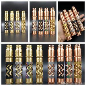 Goodvape Avidlyfe mod Kit Avid lyfe AV Twistgyre 18650 batería Cigarrillo electrónico 510 hilo Vape battle RDA Alta calidad gratis