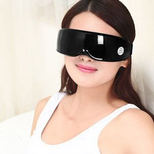 Vibration Eye Massager Massage Instrument Charging Eye Protector Touch Switch Eye Nurse Health Magnetic Therapy Promotion Low Price