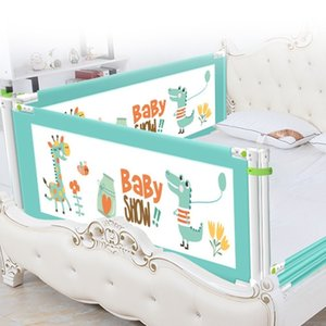 Baby Fence Home Kids Playpen Safety Gate Child Care Barrier For Beds Crib Rails Antifall For Baby Security Fence