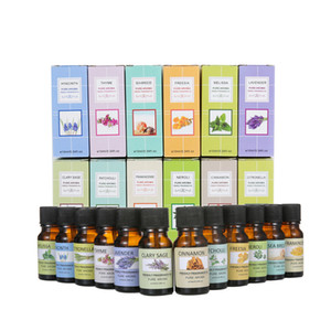 Essential Oils For Diffusers Pure Essential Oils Organic Body Massage Relax 10ml Fragrance Oil Skin Care Essential