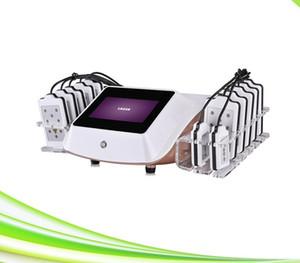 스파 살롱 클리닉 다이오드 lipo 레이저 지방 레코딩 제로 나 레이저 지방 손실 감기 레이저 치료 장치