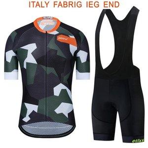 Kısa kiti yeni kumaş önlük sıcak yaz için havalı Uygun forması + pro takımı bisiklet aero etixxl 2020 colourburn yanlısı ekibi
