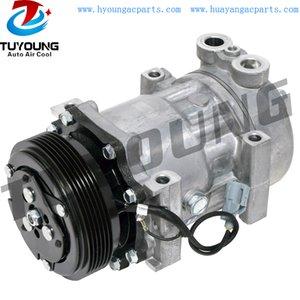 Alta qualidade SD7H15 SD4691 compressor auto ac para Jeep Wrangler Cherokee Dodge Dakota 1.521.005 55.036.340 55037205AG 55037205AH 55037205AI