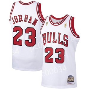 UominiChicagoBulls 12 Michael MitchellNess nero 1997-1998 HardwoodClassici autentica basket Jersey City Jersey 05