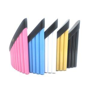 Yüksek Kaliteli Taban G Anahtar ABS Plastik Romanya Pan flüt Müzik Enstrüman Ayarlanabilir Panpipes Flauta Toptan ile 22 Borular PanFlute