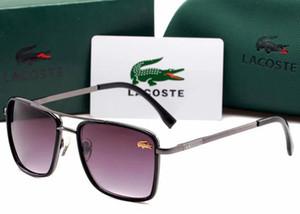 Солнцезащитные очки для мужчин Женщины Роскошные мужские Sunglass Мода Солнцезащитные очки ретро солнцезащитные очки дамы солнцезащитные очки солнцезащитные очки Круглые нет коробки