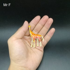 Kid Gift Educational Science Simulated Giraffe Model Toy Teaching Prop Educational Hand Craft Toy