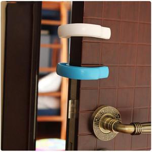 Ребенок U-образный Finger Pinch Guard Предотвращение запирания дверей безопасности Прочный малышей Детские Дверной Стопор Подушка Finger протекторы