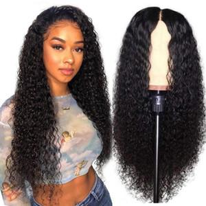10A 브라질 머리 깊은 웨이브 스트레이트 인간의 머리 가발 변태 곱슬 4 * 4 레이스 프런트 가발 바디 웨이브를 들어 흑인 여성의 도매 가격