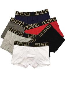Mens Boxer Underwear Shorts Sexy Mens Underwear Boxers For Man Underwear Cueca Boxer Ropa Interior Hombre Vintage Boxer Cotton Underpants