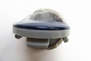 قبعات 100pcs التي سيارة التصميم ABS البلاستيك كروم عجلة مركز المحور لفورد 54MM يغطي عجلة السيارة للالبند رقم 44732-SXO-JO10
