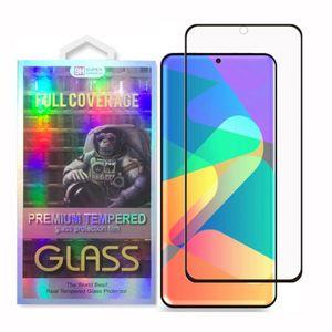 Pour Samsung Galaxy S20 Ultra S10 note10 S10 S9 S8 plus Note8 Note9 S7Edge 5D courbé cas amical en verre trempé Téléphone Protecteur d'écran