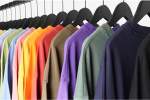 2020 Hommes Designer T-shirts Marque de mode Top Chemises coton à manches courtes T-shirt pour les hommes Style Minimaliste Joker T-shirt 20 couleurs