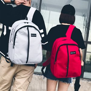 Amazing2019 Shoulders Teas Concise Tide Student Lovers Joker Lovers Canvas Travel A Bag