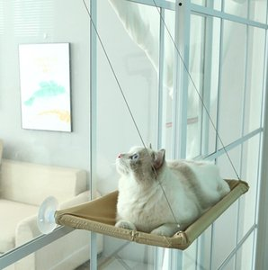 Cat Resting Seat Perch Window Hammock Cats Kitty Safety Bed with Durable Heavy Duty Suction Cups Cat Bed Holds Up to 30lbs