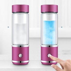 300ml haute H2 et Orp hydrogène Générateur ioniseur d'eau Bouteille avec la technologie Electrolysis Bleu Autre Vaisselle