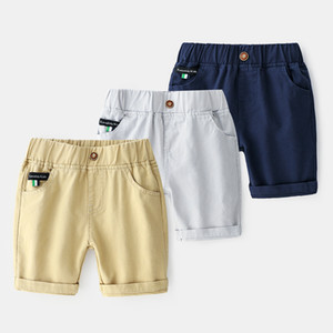 Summer 2009 Foreign Trade Original Single Children's Wear Boys'Cotton Yarn Card Casual Shorts Triple Pants