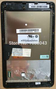 N070ICN-GB1 LED LCD de tela Touch Screen digitalizador de exibição Assembléia com quadro para Asus Fonepad 7 ME372CG ME372 K00E 5470L FPC-1
