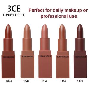 3CE Eunhye House Lips Makeup Matte Lipstick Moisturizing Lasting Easy Use Make up Lip Hot Colors Lip Tint Makeup