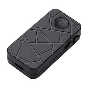 Receptor Áudio BT06 carro sem fio Bluetooth V4.1 Música adaptador com mãos livres Chamadas 3,5 milímetros saída estéreo - preto