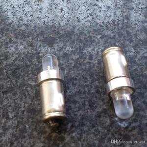 BA7S 한 LED 다이오드 7mm ROUND 12V t2의 주도 자동 악기 빛 인테리어 1000 peices 램프 전구