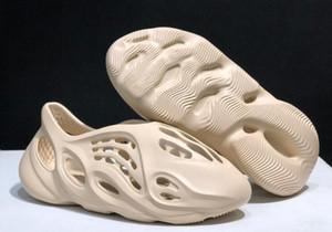 Скидка 2020 мужчины женщины пены Runner Хаки Продам Мотоцикл обувь Летняя Сандал материал охраны окружающей среды Повседневные кроссовки