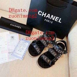 Ladies' latest spring and autumn explosions, breathable fashion, wild casual chain sandals