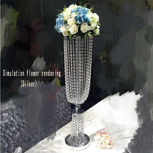 New Arrival Latest Wedding Decoration 52 111Centerpieces Crystal Beads T table Decoration Centerpieces for 11 Event Decoration