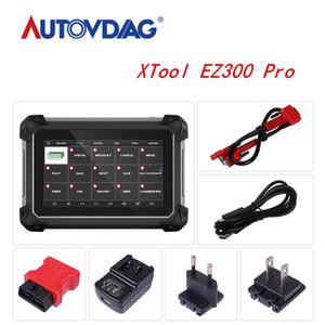 XTOOL EZ300 Pro Avec 5 systèmes auto diagnostic moteur, ABS, SRS, Transmission et TPMS Mieux que MD802, TS401 Mise à jour gratuite en ligne