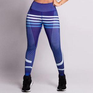 Sport Leggings Women Yoga Pants Workout Fitness Clothing Jogging Running Pants Gym Tights Stretch Sportswear Yoga Leggins F514