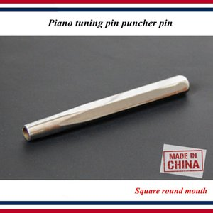 Piano tuning tools accessories - Piano String axial punch tool , Piano tuning pin puncher pin , Square round mouth