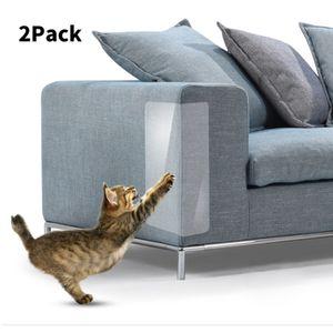 2 Pcs Gato Coçar Protetor Canto Guarda Gato Scratchers Móveis Couch Protector PVC Anti Scratch Pet Guarda Venda Quente