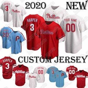 Philadelphie 3 Bryce Harper Phillies Baseball Jersey Pittsburgh 21 Roberto Clemente Pirates 8 Willie Stargell 22 maillot Andrew