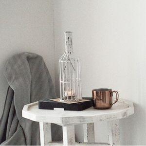 أصحاب الأدبية الرجعية مصمم الحديد زهرية شمعدان متعدد الاستخدامات الراقية بوتيك فندق مقهى الرئيسية شمعة