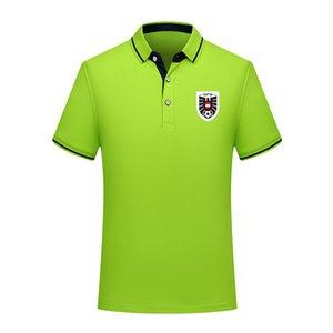 Austria 2020 national team summer cotton football polo shirt men short sleeve lapel polo soccer men polo shirt training jersey Men's Polos