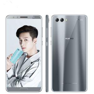 "Оригинальный Huawei Nova 2S 4G LTE сотовый телефон 6GB RAM 64GB 128GB ROM Kirin 960 окта ядро Android 6,0"" 20MP OTA отпечатков пальцев ID Smart Mobile Phone"