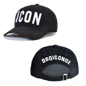2019 beliebte ICON Hut Männer Hut d2 Baseballmütze Casquette verstellbar Golf Hut im Freien Schatten Stickerei Knochen