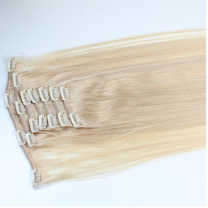 VMAE Brazilian European Real Unprocessed Human Hair #99j #60 Straight Hair 200g Extensions Girls Hair Clip In Extensions Clips