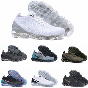 nike air Vapormax max Flyknit Utility 2020 Knit 2.0 Fly Uomo Donna Running Shoes Volt multicolore Triple Nero Bianco Be True Red Orbit Mens Sneakers Trainers Size 36-46