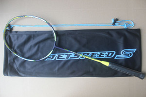 Jetspeed S10 badminton rackets . JS-12 High-end nano carbon badminton racquet