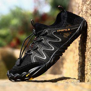 Aqua Shoes Unisex Sandals Elastic Socks Wear-resistant Non-slip Quick Dry Breathable Comfortable Lightweight Soft Trekking Shoes