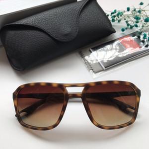 Kare Polarize Güneş Gözlüğü Leopar Erkekler Moda Sürüş Güneş Gözlük İndirim Spor Stil Gözlüğü Ultralight Gözlük Full Frame Erkek Gafas