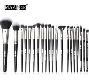 Maange Professionelle 20pcs Make-up Pinsel Powder Foundation Lidschatten Eyeliner Lippenpinsel-Werkzeug bilden Bürsten-Schönheits-Werkzeuge