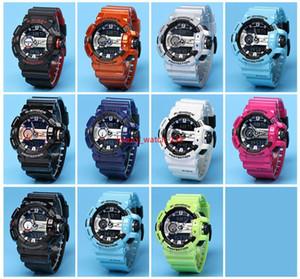 de3A Nuovo orologio digitale Bluetooth GA-400 Tin Guarda tutte le funzioni, orologi al quarzo di alta qualità Gshock orologio impermeabile