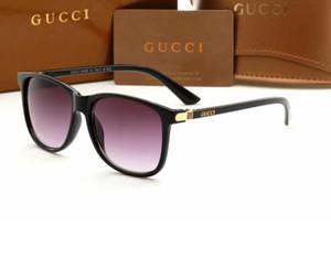 Hot 2019 hommes et femmes de haute qualité nouvelles lunettes de soleil mode lunettes de vue marque designer couples 0017 livraison gratuite